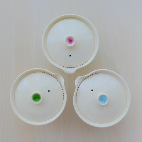 【送料無料】1杯用・茶漉しのいらない紅茶器【絞り出し式急須】
