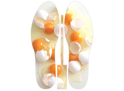 グラフィックインソール SOKO(サプライズ:エッグ)中敷・消臭・抗菌・生卵