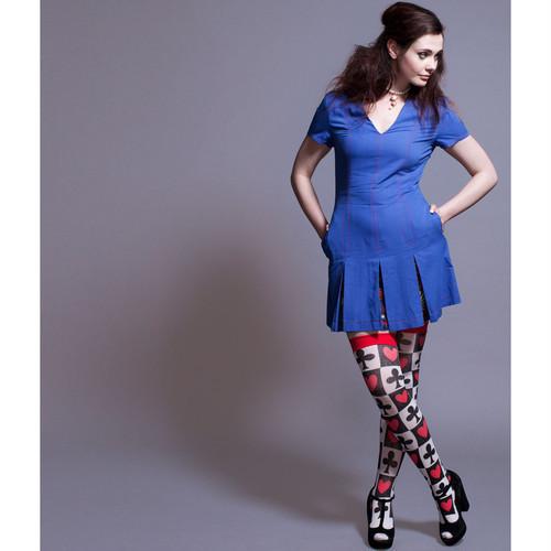 Alice's Pig アリスズピッグ ワンピース Emilys Electron Blue