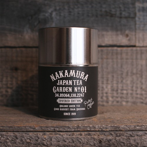 00_GARDEN NO.01 COVERED EDITION with canister