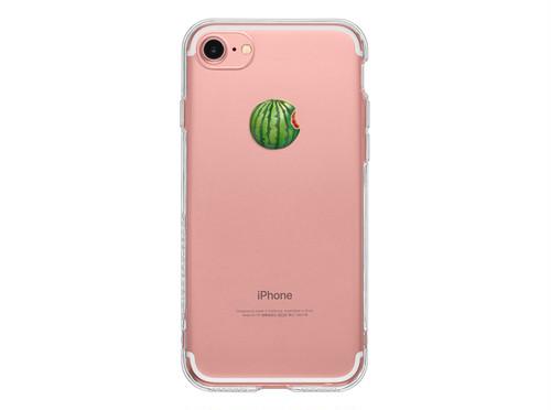 リアルすいか iPhoneⅩ 8 8Plus 7 7Plus 6sPlus 6s SE 5s iPhone ケース