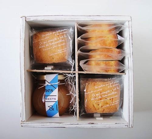 愛媛の焼き菓子BOX