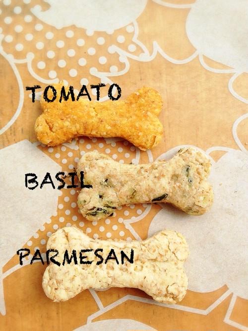 西八ドッグクッキー イタリアンmix