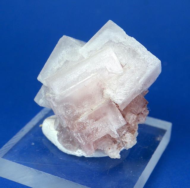 ピンクハーライト カリフォルニア産 4,8g 岩塩 PH080 鉱物 天然石 浄化 パワーストーン