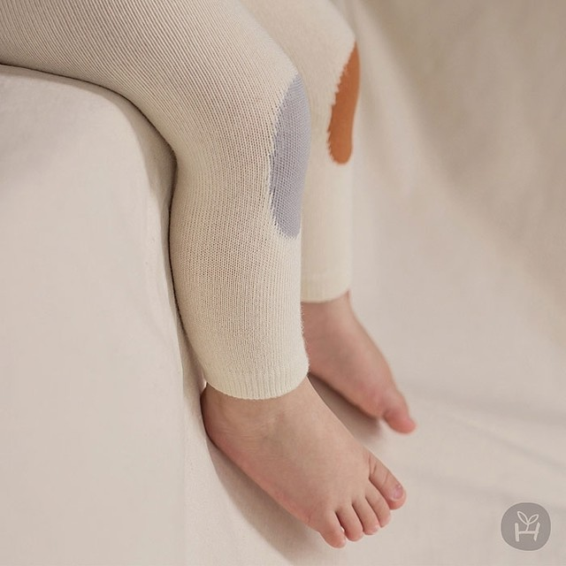 simple rib leggings