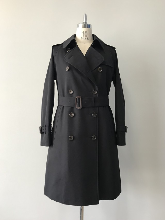 The Trench -Womens-Navy-