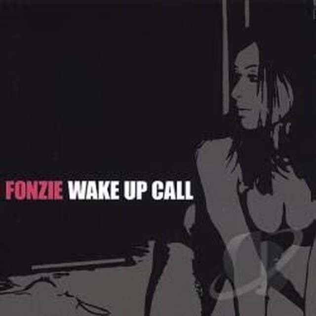 【USED】FONZIE / WAKE UP CALL