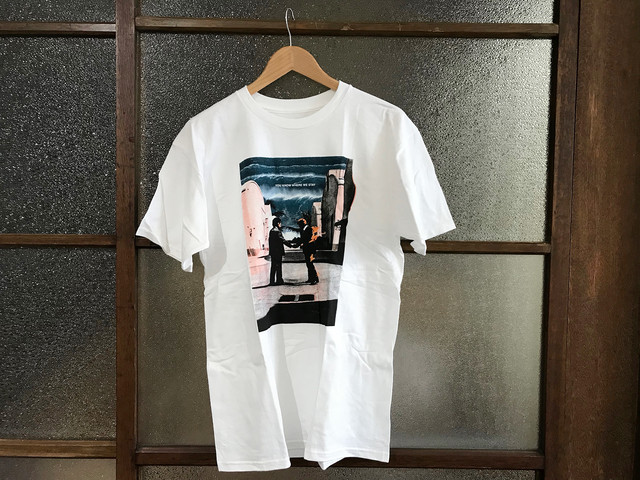 "KICKS/HI ""YOU KNOW WHERE WE STAY"" TEE (WHITE)"