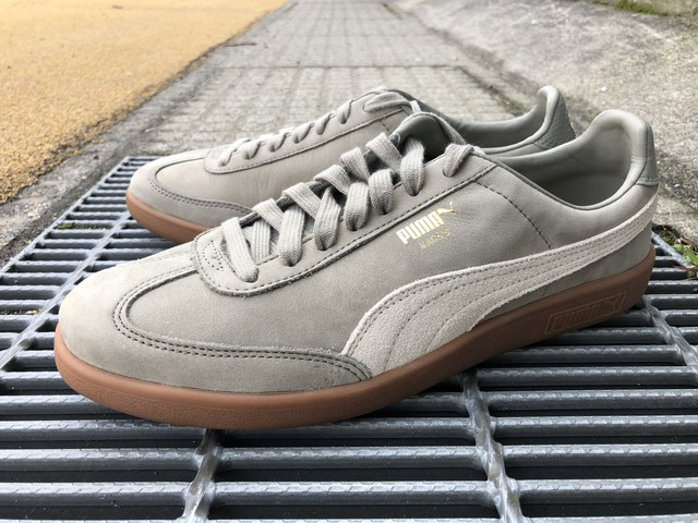 PUMA MADRID NBK (ELEPHANT SKIN-WHISPER WHITE)