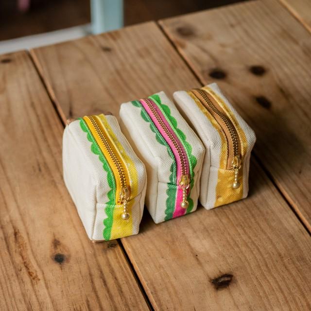 ひとくちのサンドイッチポーチ ver.1