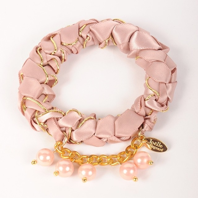 joe13SM-59 satin chain shushu (pink)