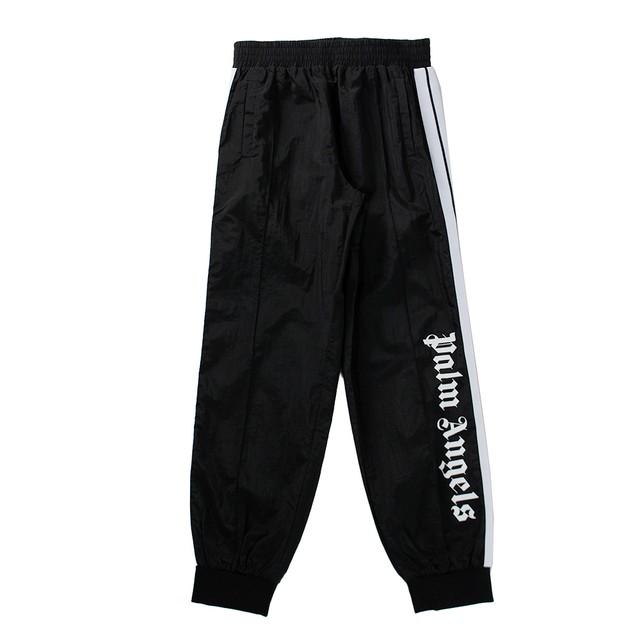 PALM ANGELS Nylon Track Pants Mens