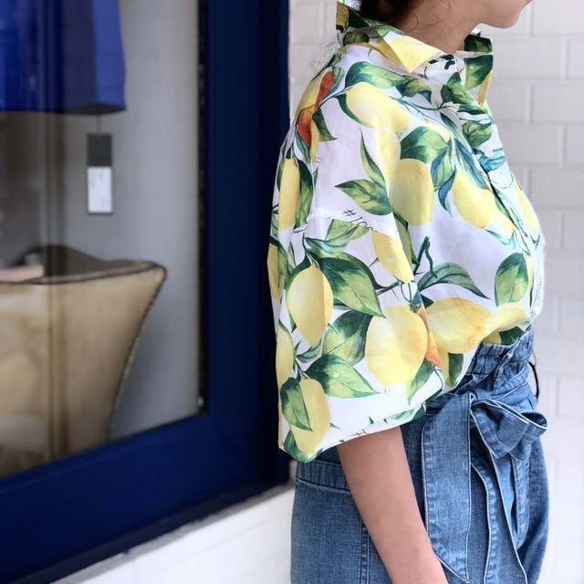 Yutori Shirts/LEMON