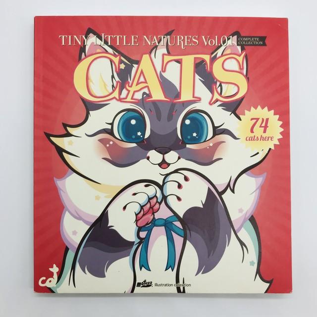 【mofuwa】ネコ図鑑(CATS)