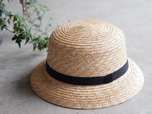 【CLASKA】麦わら帽子(ブリム)