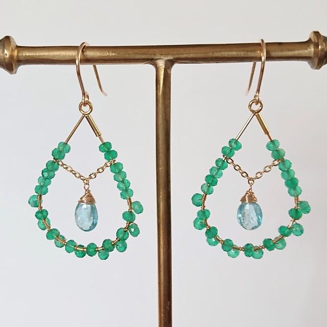 chandelier pierce / earring 009