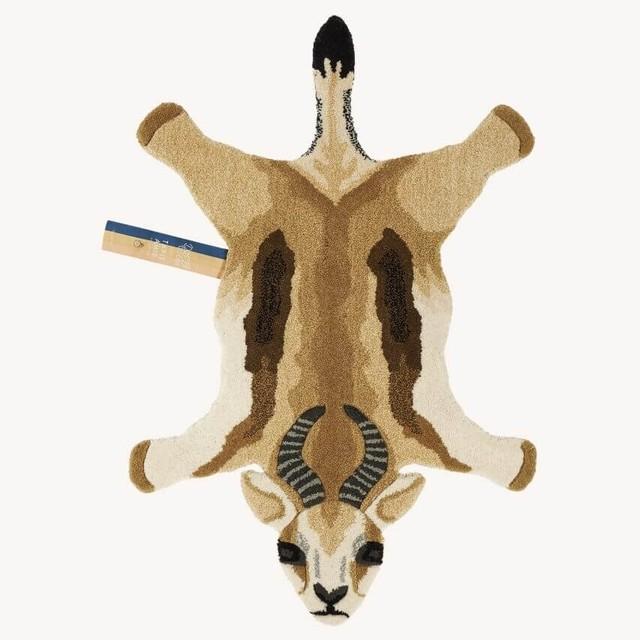 Jumpy Springbok Rug