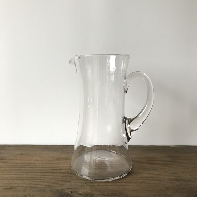 Glass jug 1L