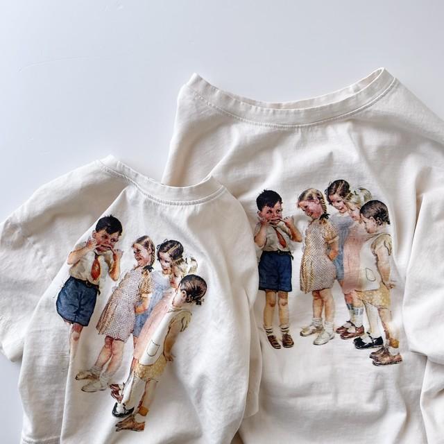NO.1260  kids T  ( Mom size )
