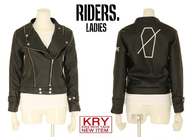 「RIDERS.ladies」