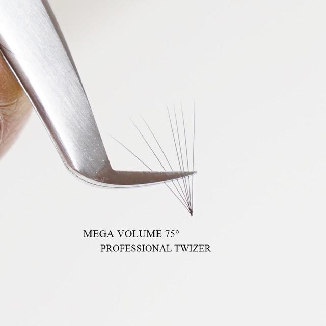MEGA VOLUME 75° ツィザー(L型)