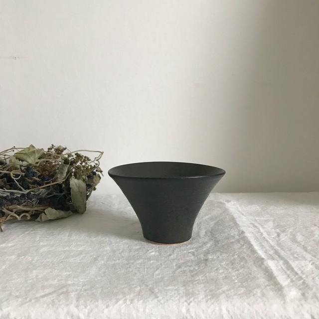 【児玉修治】 小鉢B   黒