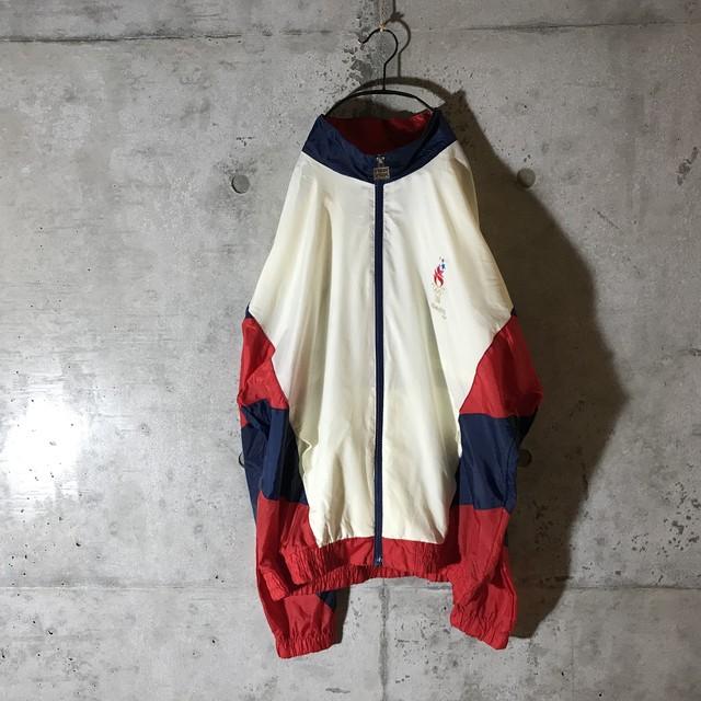 [used]Atlanta Olympic nylon jacket