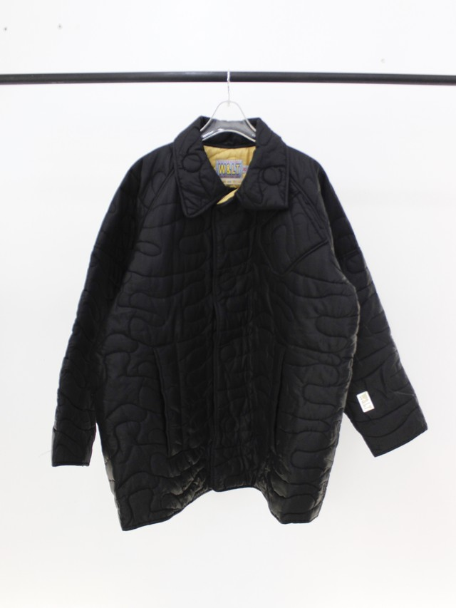 Used 90's W.&.L.T quilting coat