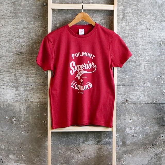 半袖Tシャツ アメカジ カレッジロゴ お揃いコーデ メンズ レディース キッズ