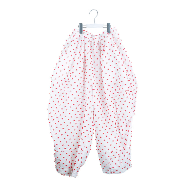 BONBON CUT JQ GATHER PANTS / S- L