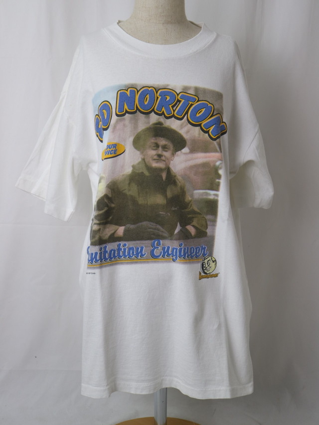 picture print tee【5674】
