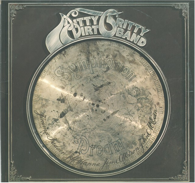 NITTY GRITTY DIRT BAND / DREAM (LP) USA盤