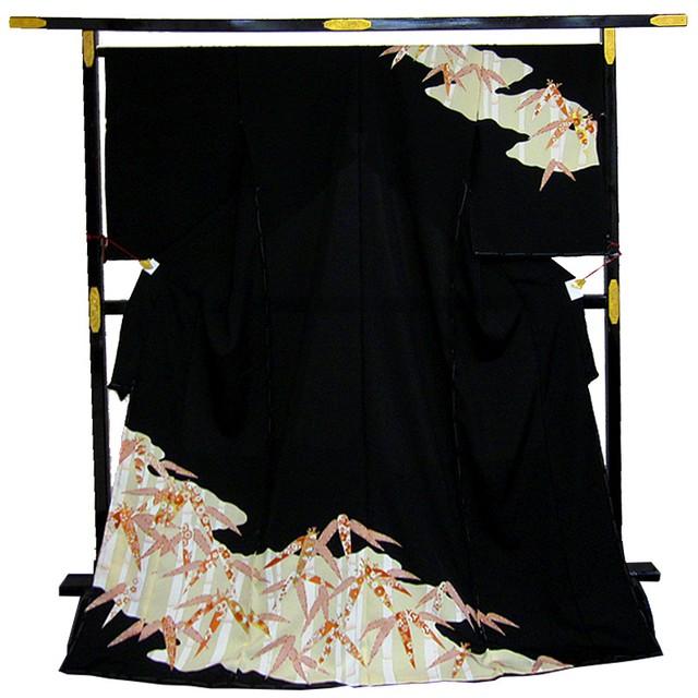 裾引き 7-1278 仕立代と裏地込み