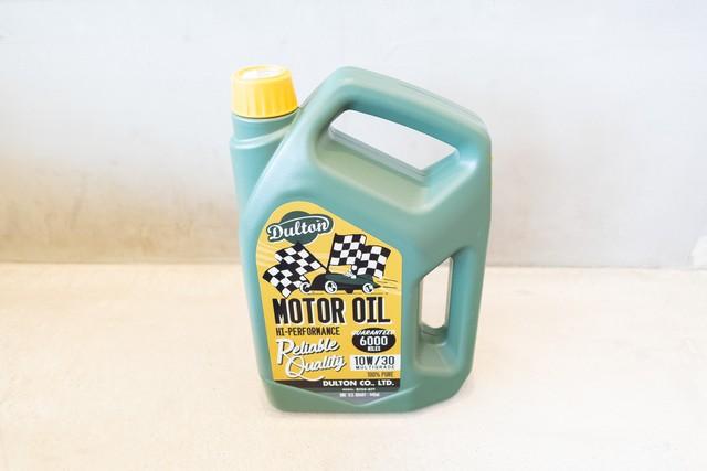 "DULTON TOOL KIT ""MOTOR OIL"""