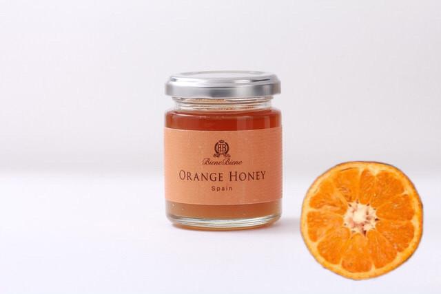 スペイン産 オレンジはちみつ 300g