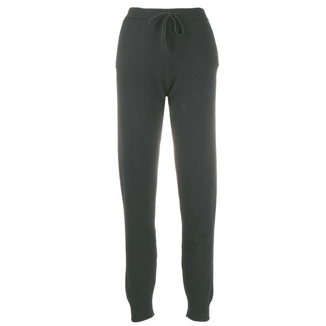 Chinti&Parker  Knit Trouser BLACK
