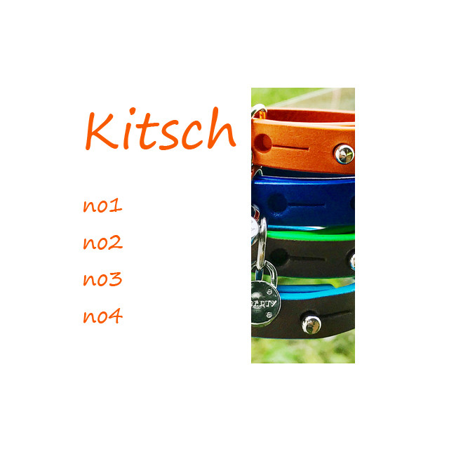 """""""Kitsch""""キッチュシリーズ"""