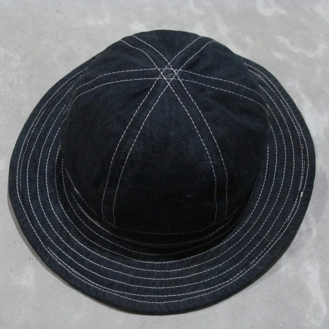 60S70S DENIM MODIFIED HAT(M)