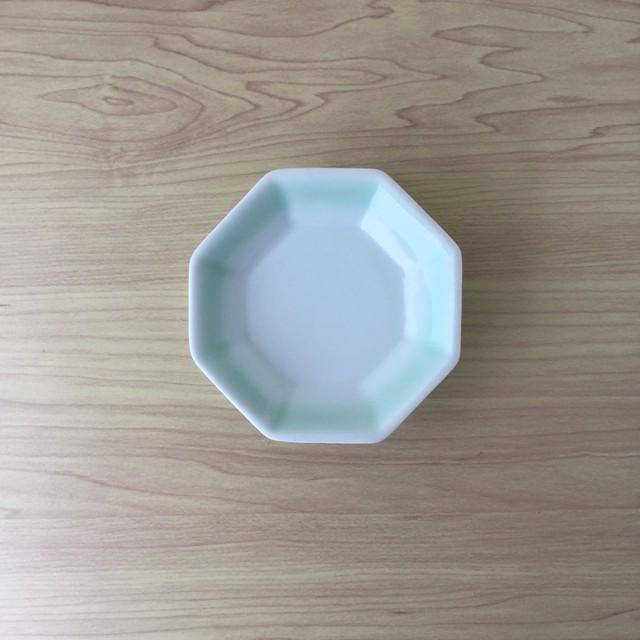 【有田焼】砧吹 八角小皿