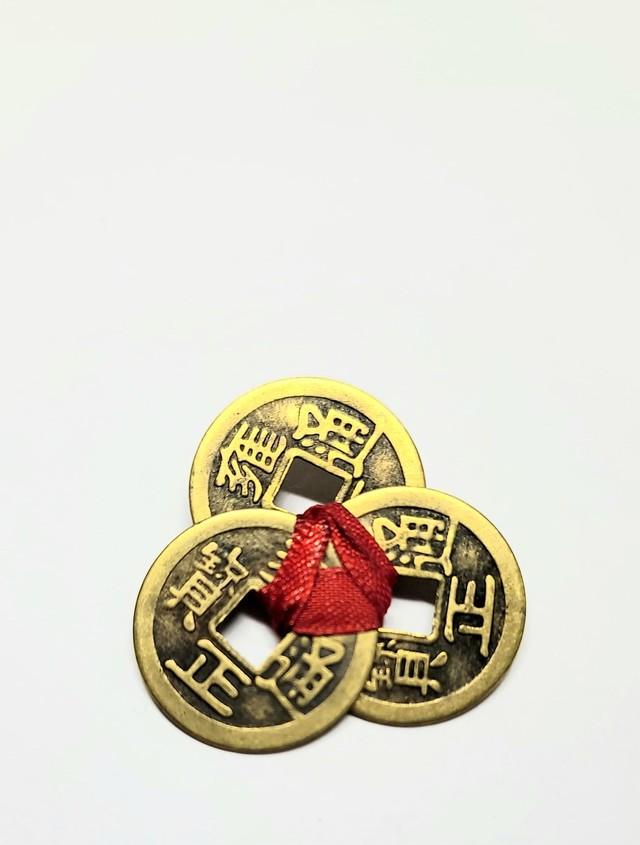 3Iching Coin