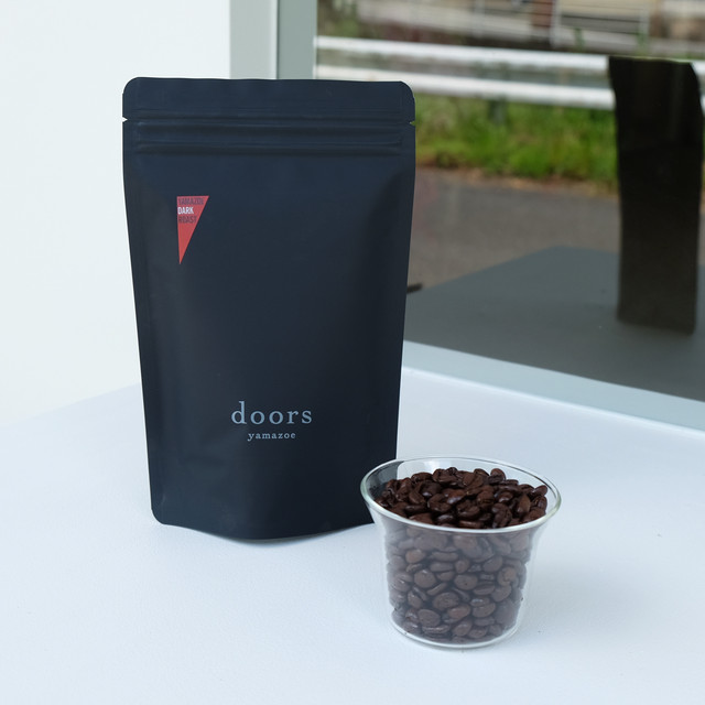 【定期便】yamazoe dark roast / 100g[深煎り]