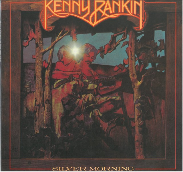 KENNY RANKIN / SILVER MORNING (LP) 日本盤