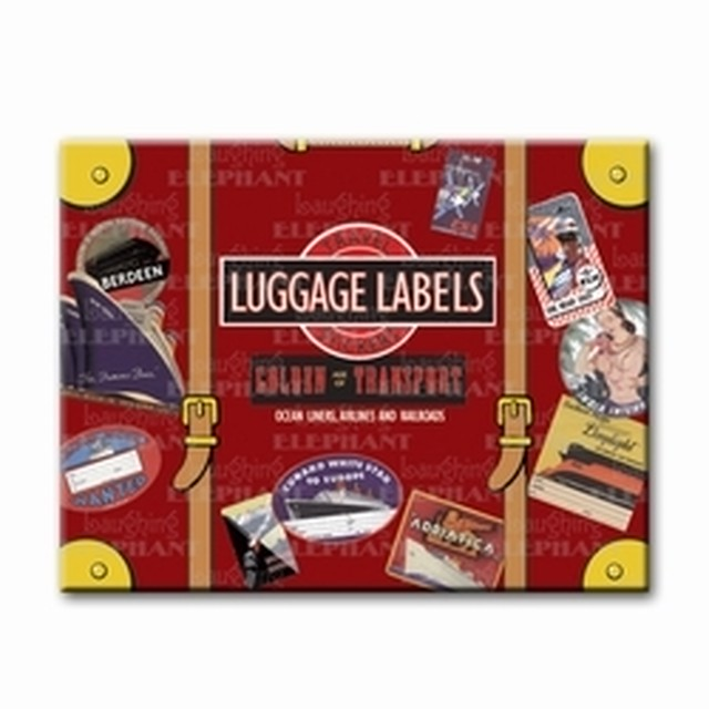 Luggage Labels (Sunny Climes)