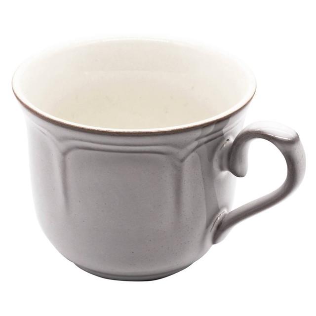 Koyo ラフィネ コーヒーカップ 170ml スモークホワイト 15910052
