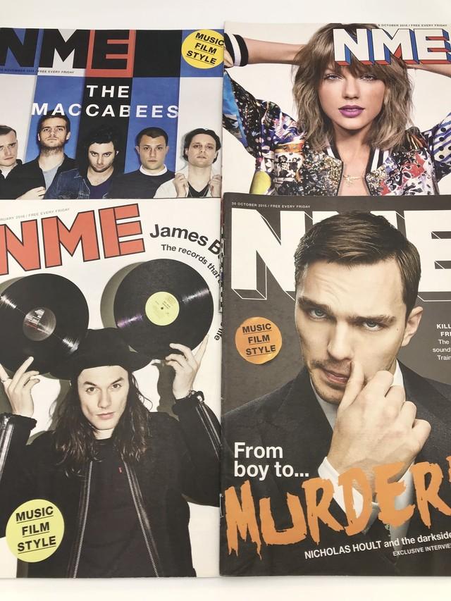 11冊セット(NME)