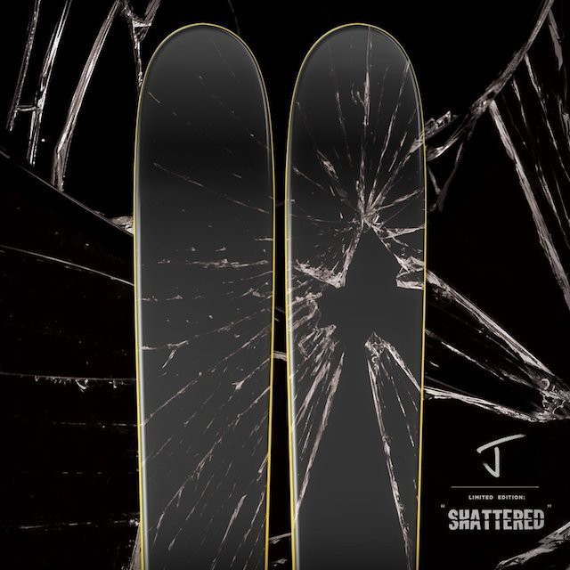 "J skis - THE WHIPIT ""SHATTERED""(予約販売)"