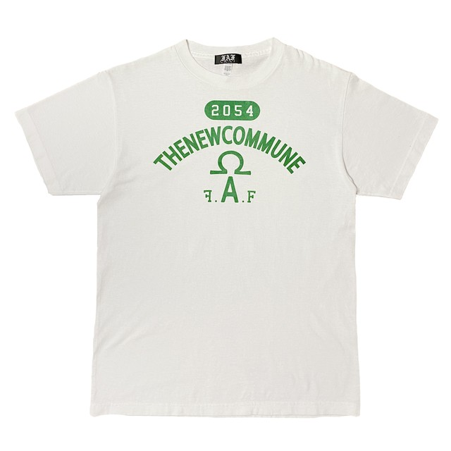 College Of Ankh Tee - white - - メイン画像