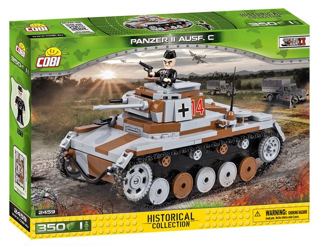 COBI #2382 ヘッツァー 38式軽駆逐戦車