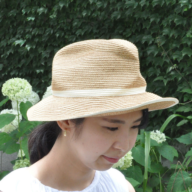 mature ha. BOXED HAT 7cm brim (MBOX106SW)