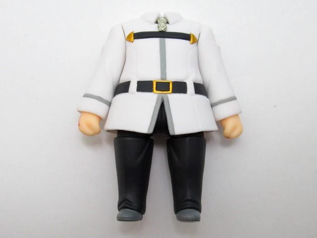 【1286】マスター 主人公 男  体パーツ 制服 ねんどろいど